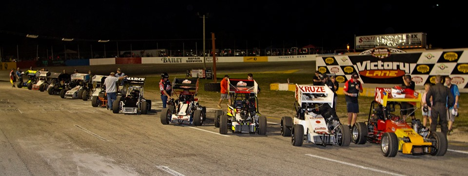 Dryden, Fraser On Top For Night # 1 Of Double Header Weekend