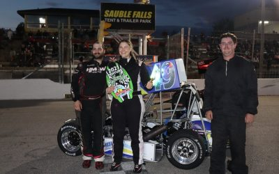 Smith Wins a Wild One at Sauble